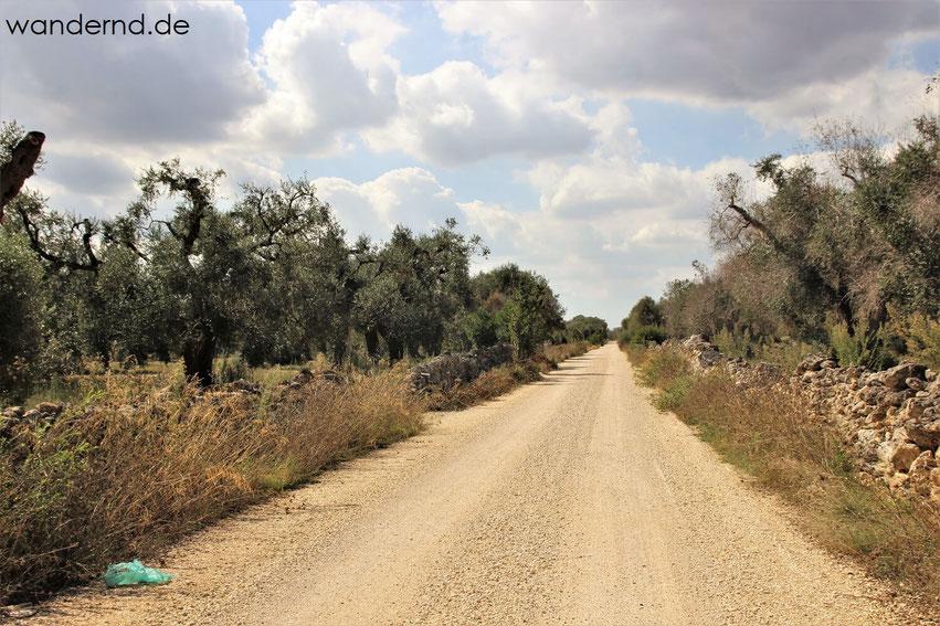 Roadtrip Italien Apulien
