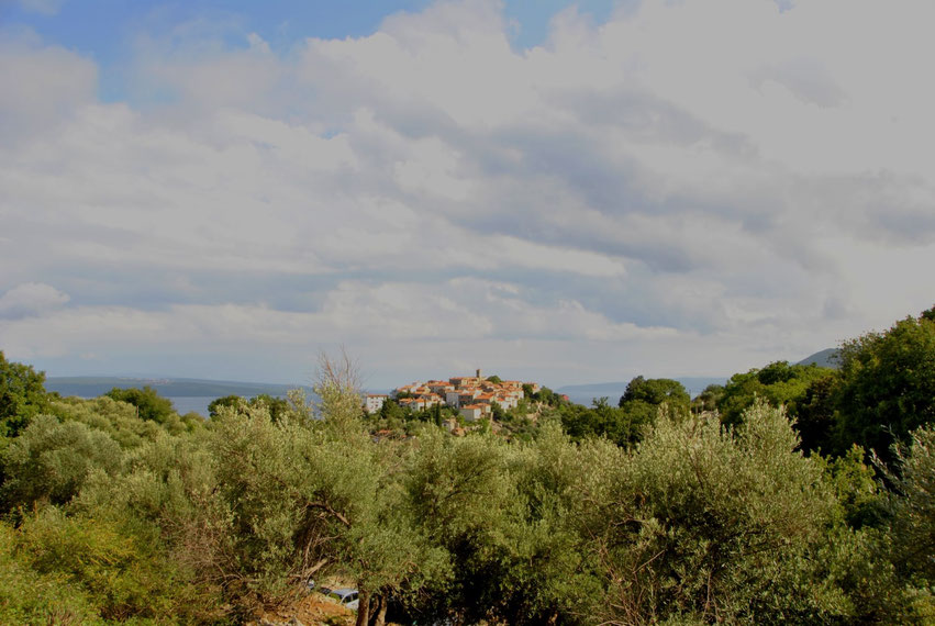 Beli Insel Cres Kroatien