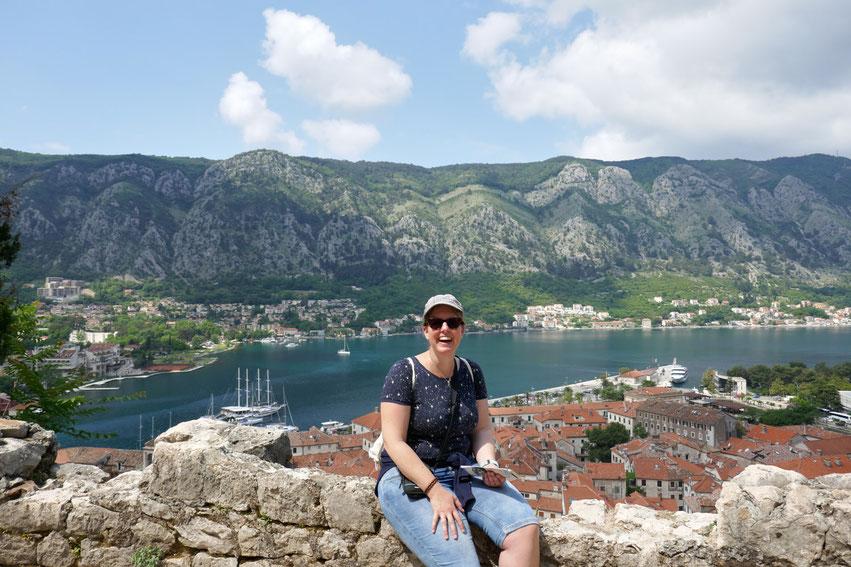 Roadtrip Balkan Bucht von Kotor Montenegro