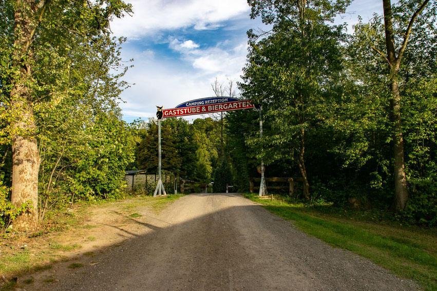Osterode Sehenswürdigkeiten Campingplatz Eulenburg