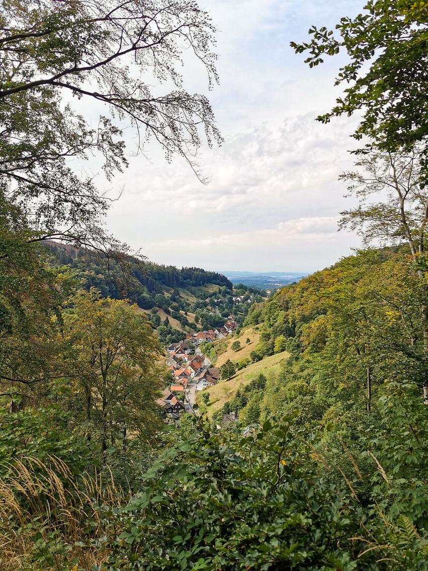 Aussichtspunkt Klaras Höhe