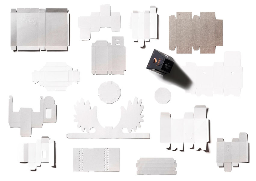 Faltschachteln, Faltbodenschachteln, Crash-Lock Bottom Cartons, Verpackungen aus Karton - Hersteller für DE, AT, CH: Schachteln maßgenau für die Industrie.