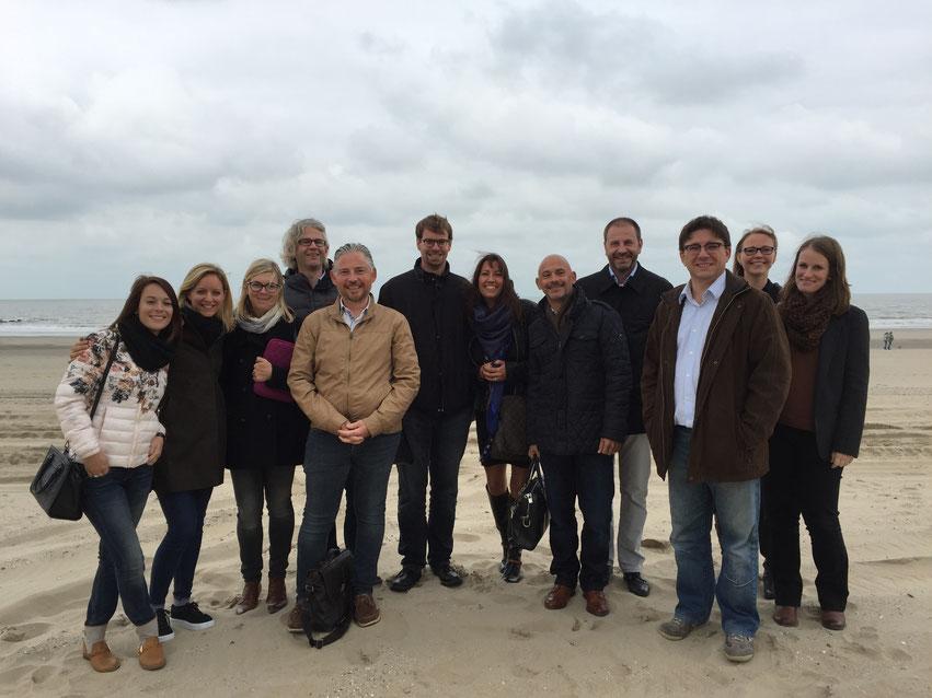 Les membres de l'EFFEP ont visité l'école Sint-Jozef Sint-Pieter de Blankenberge
