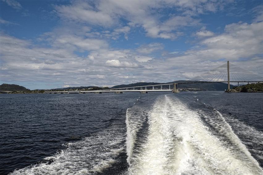 Bergen Nordhordlandsbrücke