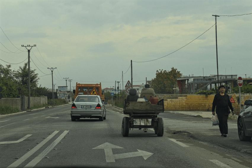Roadtrip Albanien Fahrzeuge