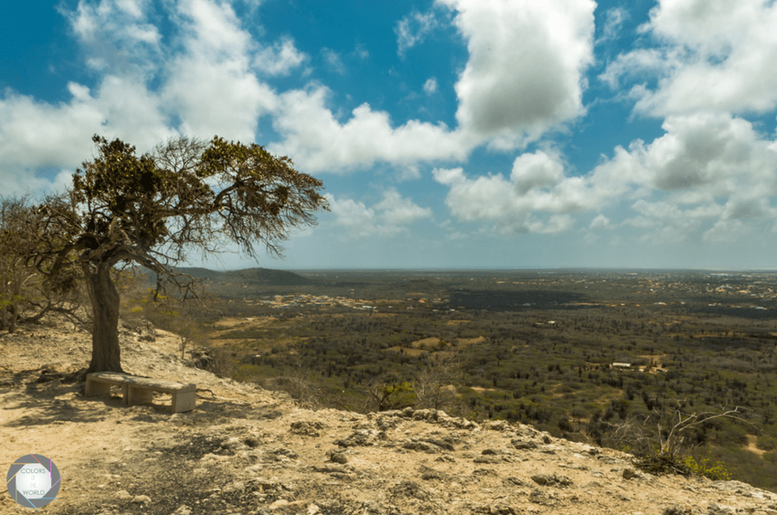 Bonaire Karibik Ausblick