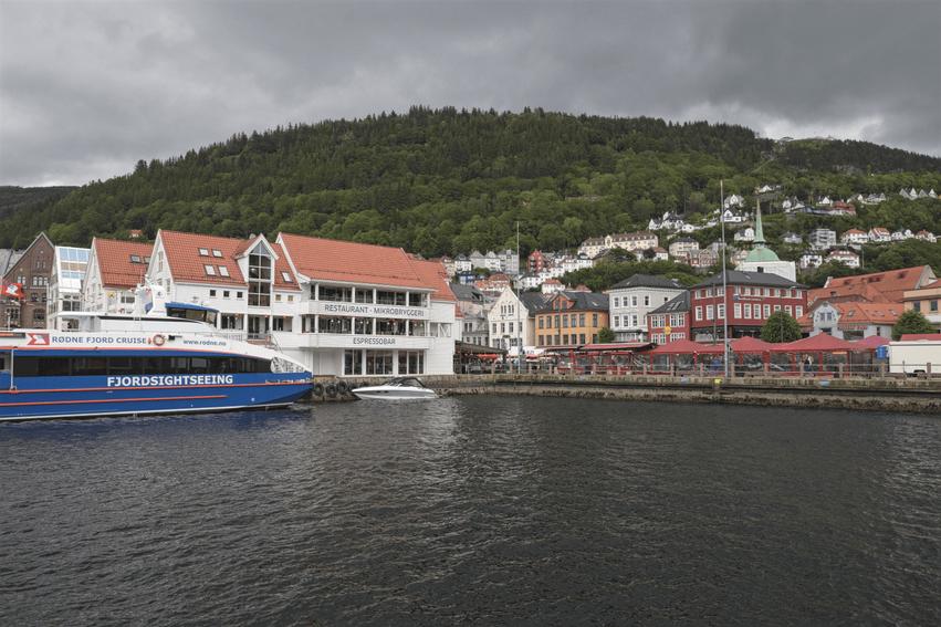 Fjordcruise Mostraumen