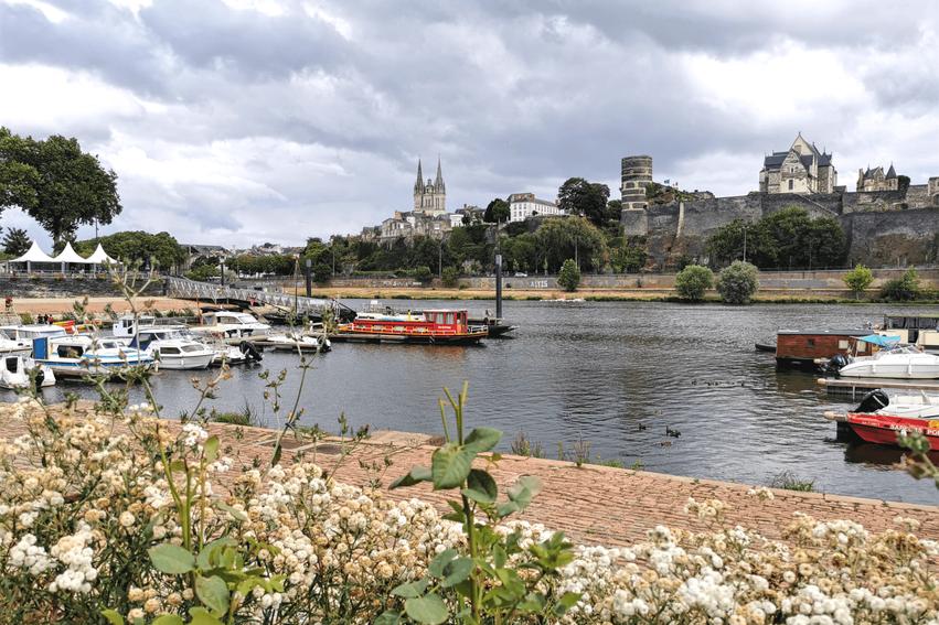 Loire Tal Sehenswürdigkeiten Angers