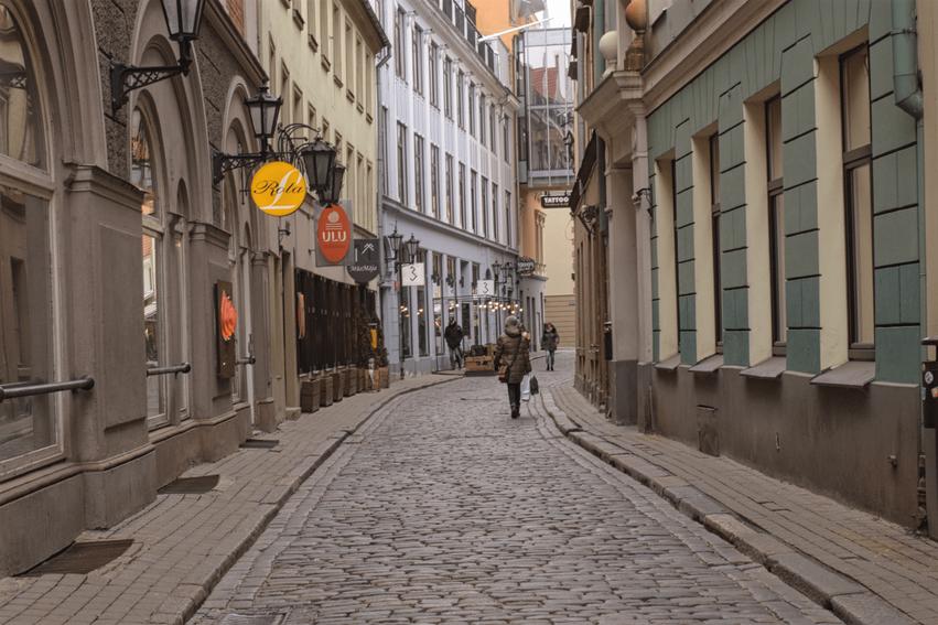 Riga Stadtrundgang