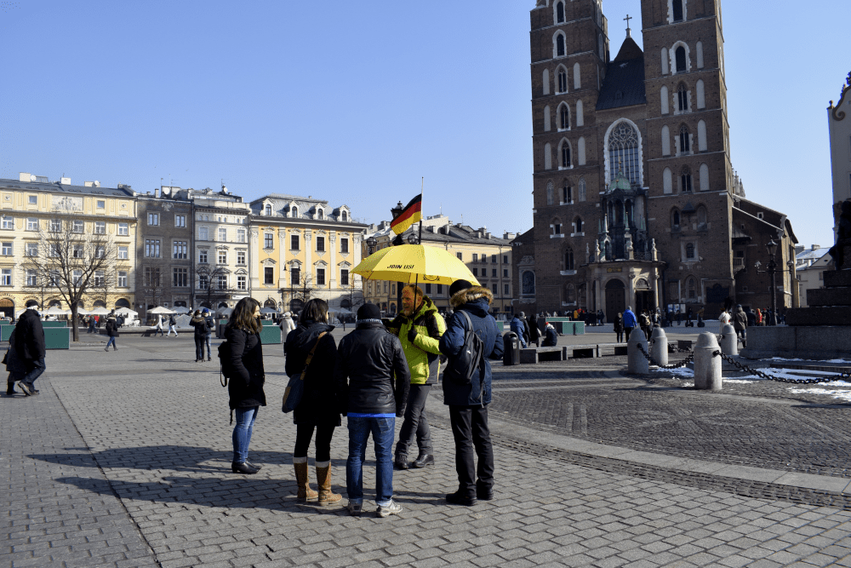 Free Walking Tour Krakau