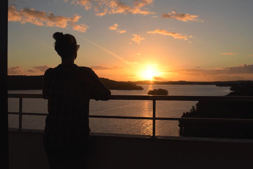 Sonnenuntergang Dieksee Malente