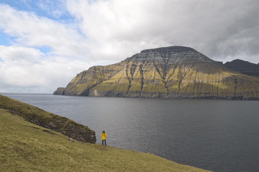 Urlaub Färöer Inseln Enniberg