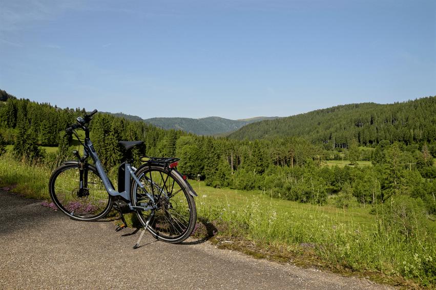 Radtour Hochschwarzwald Feldberg