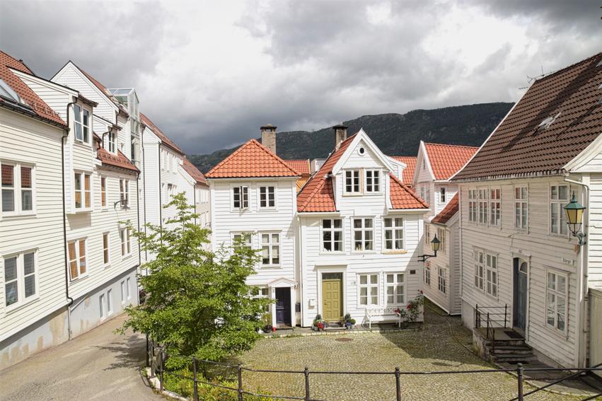 Städtetrip Europa Tipp Bergen