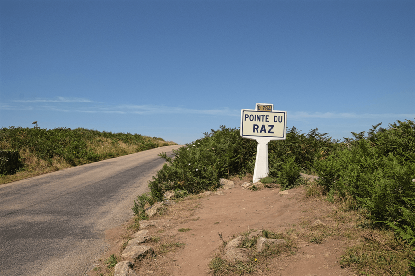 Bretagne Rundreise Pointe du Raz