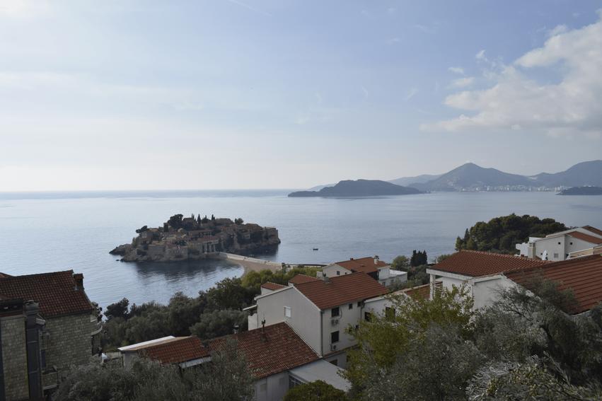 Rundreise Montenegro Sveti Stefan