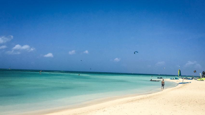 Aruba Malmok Beach