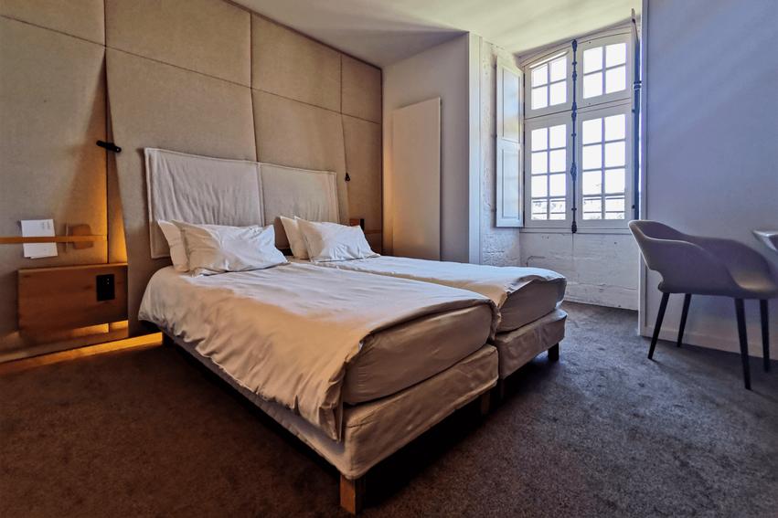 Loire Tal Fontevraud hotel