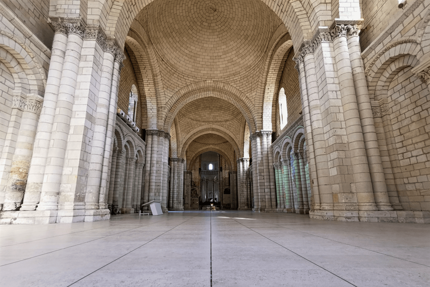 Abteikirche Fontevraud