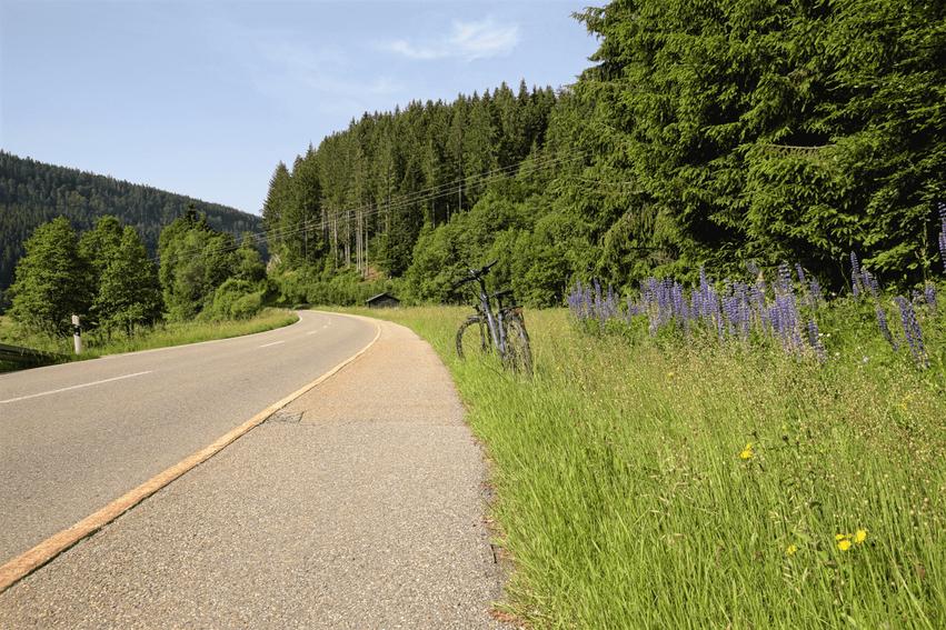 Radtour Hochschwarzwald