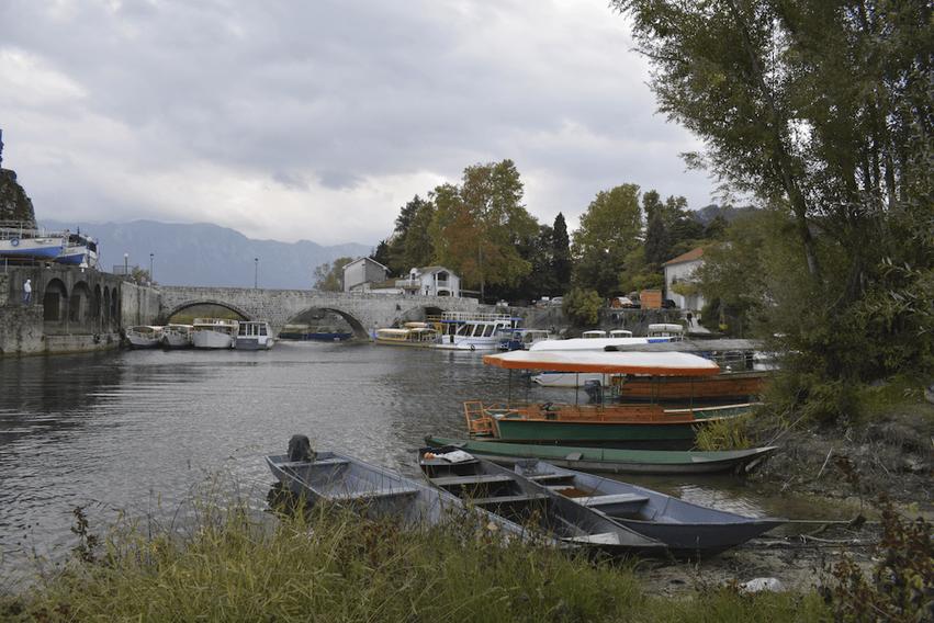 Virpazar Skdarsee Montenegro