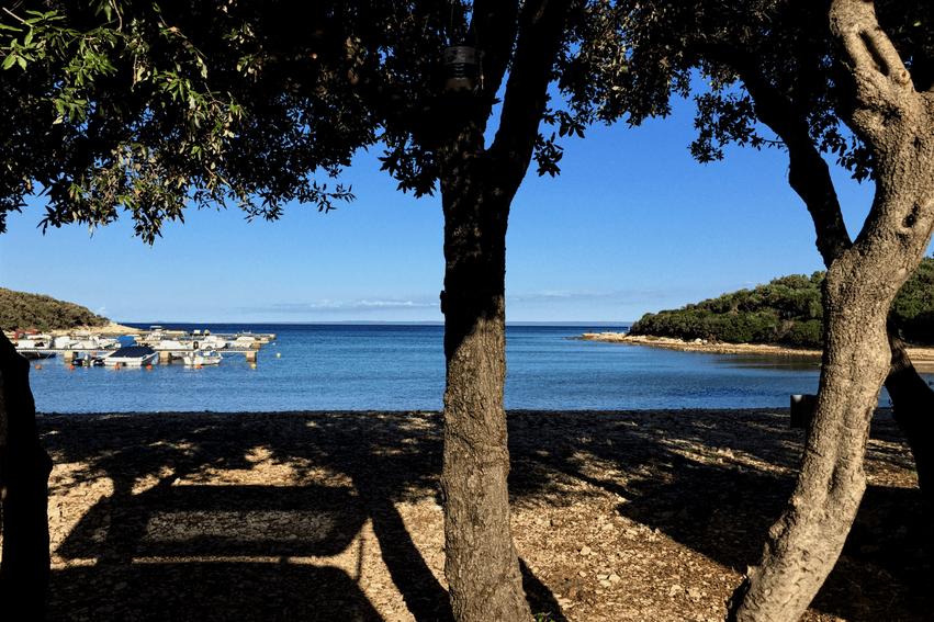 Campingplatz Insel Cres Kroatien
