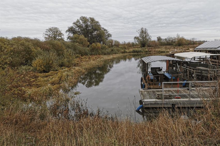 Floß fahren Elben