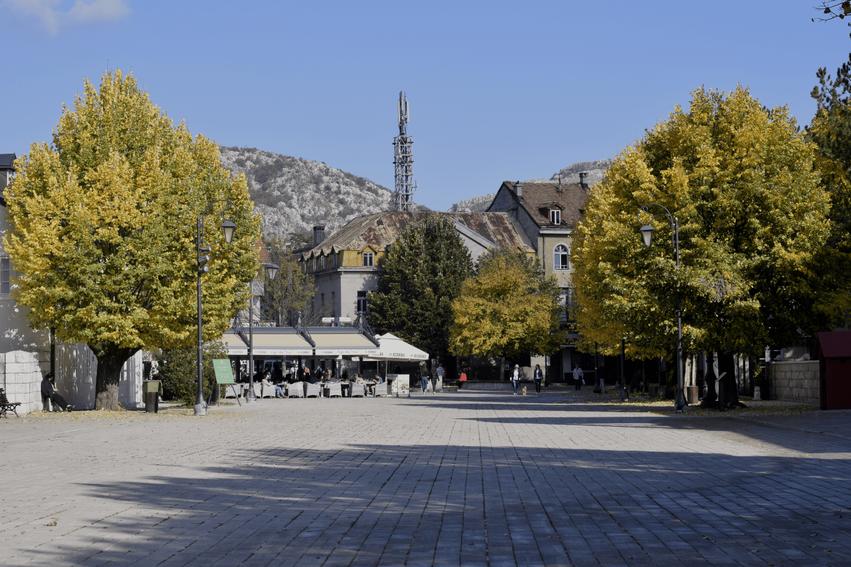 Rundreise Montenegro Cetinje