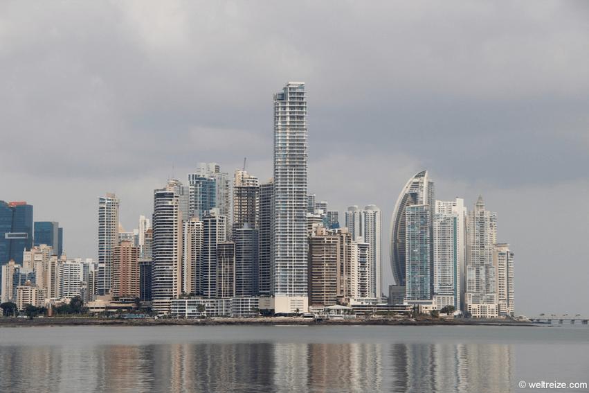 Panama Stadt Skyline
