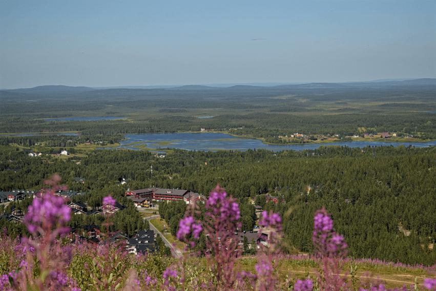Levi Finnisch Lappland