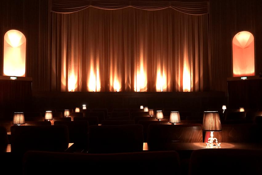 Kino in Burg auf Fehmarn