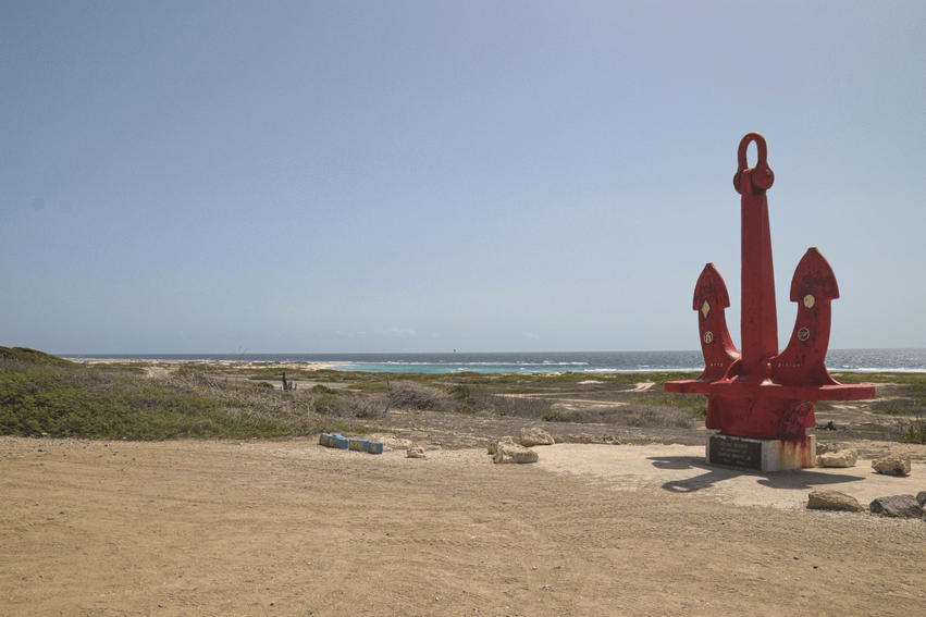 Red Anchor Aruba