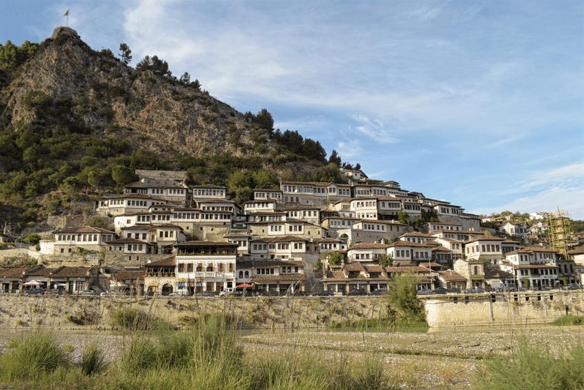 Albanien Berat UNESCO Weltkulturerbe