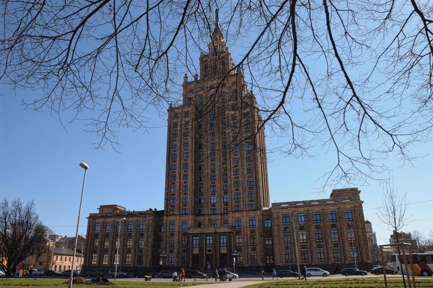 Riga Akademie der Wissenschaften