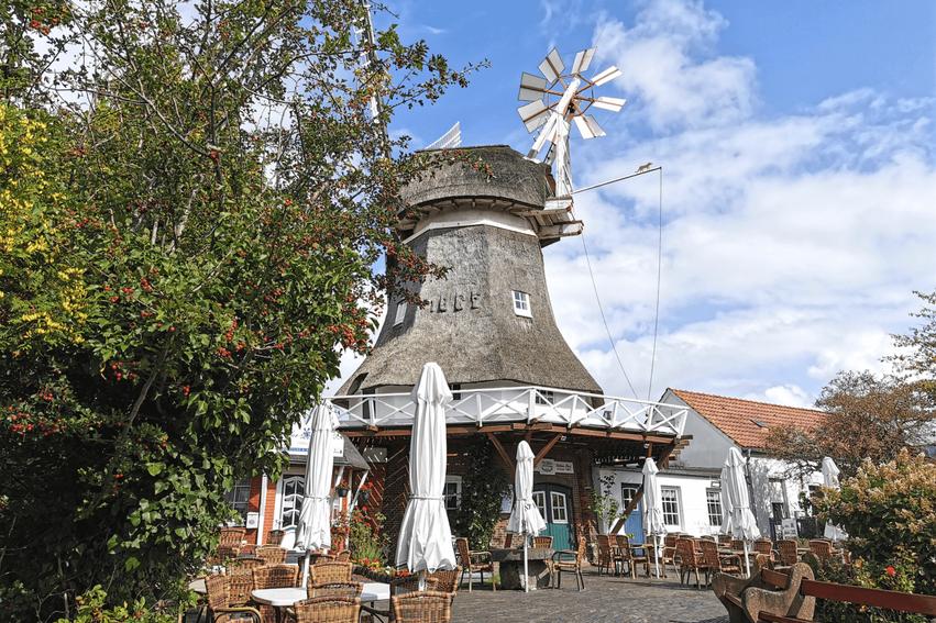 Norderney Tipps Restaurant zur Mühle