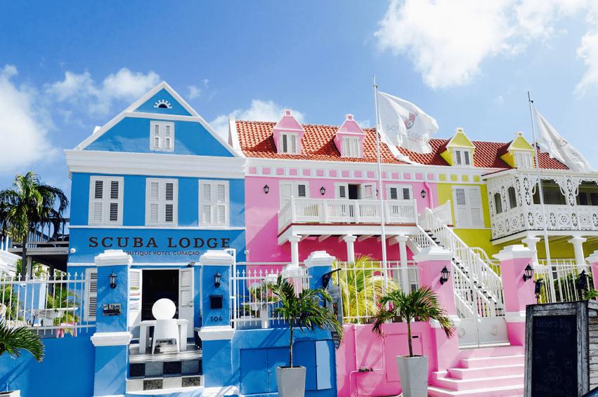 Scuba Lodge Hotel Curacao