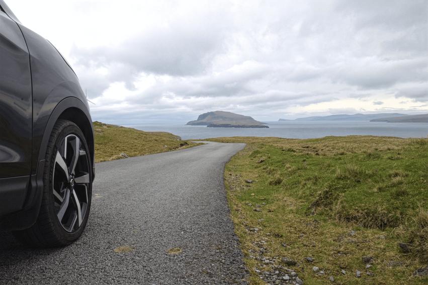 Urlaub Färöer Inseln Mietwagen