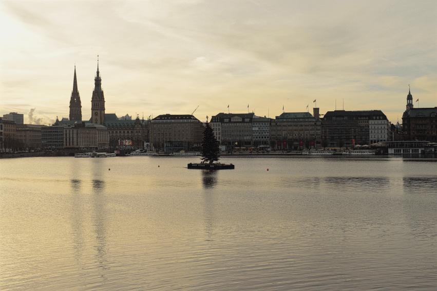 Hamburg Tipp Außenalster