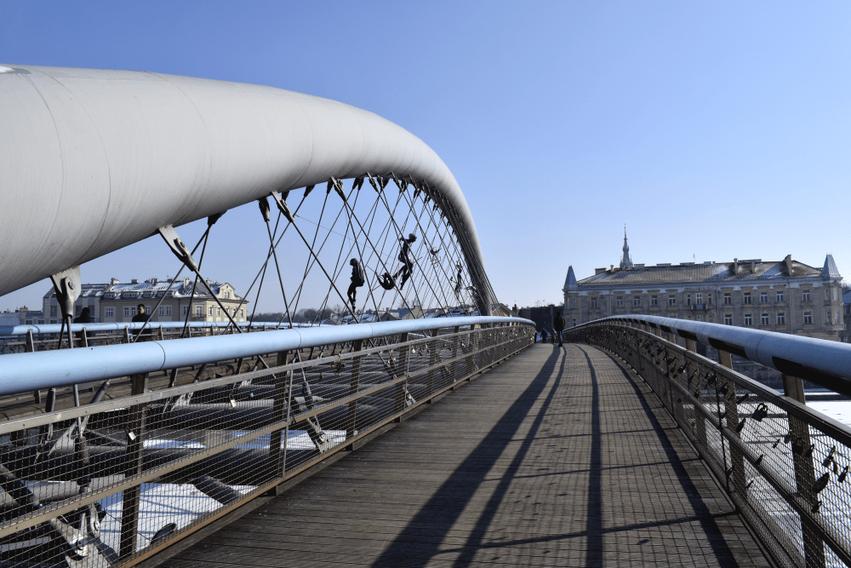 Krakau Brücke