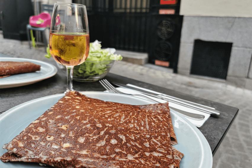 Restaurant Tipp Nantes Galette