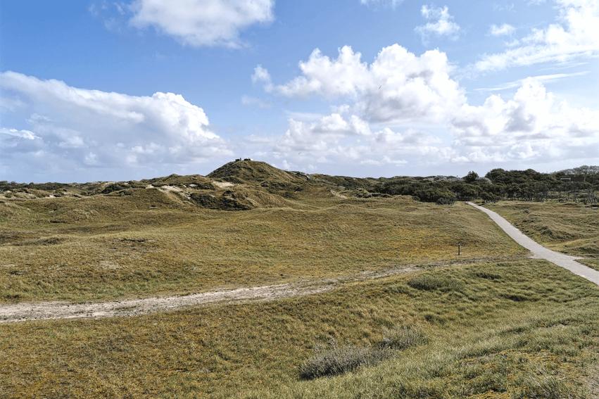 Norderney Tipps Radtour Dünen
