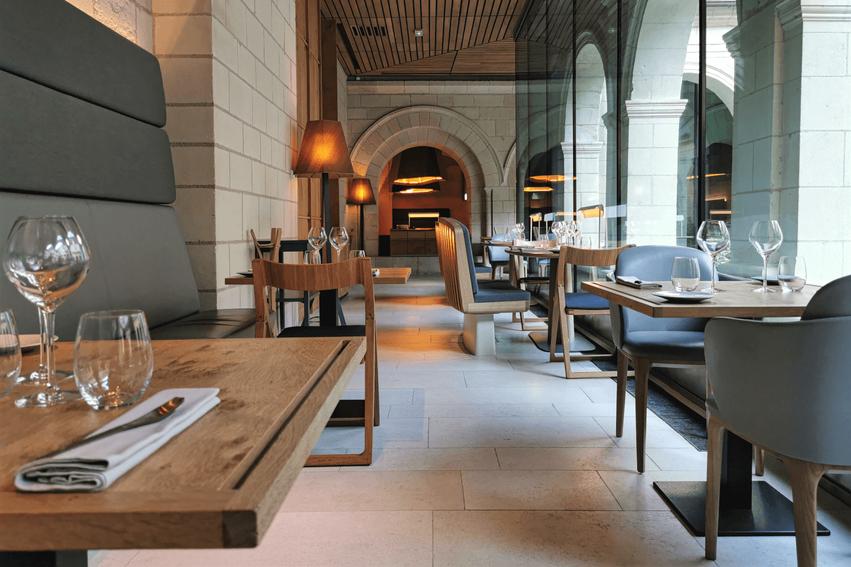 Restaurant Fontevraud-l'Abbaye