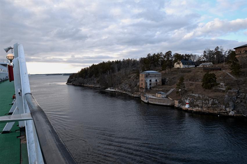 Tallink Silja Schärenlandschaft Stockholm