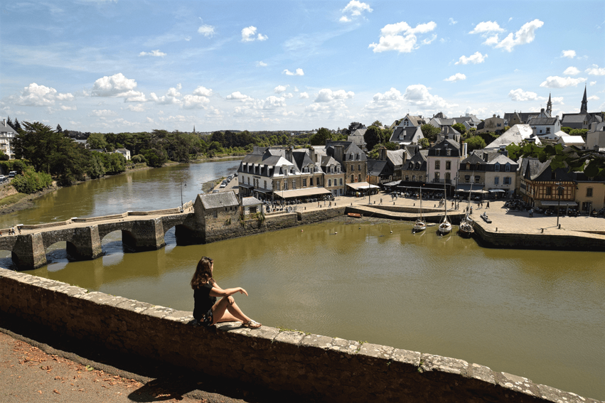 Bretagne Rundreise Auray