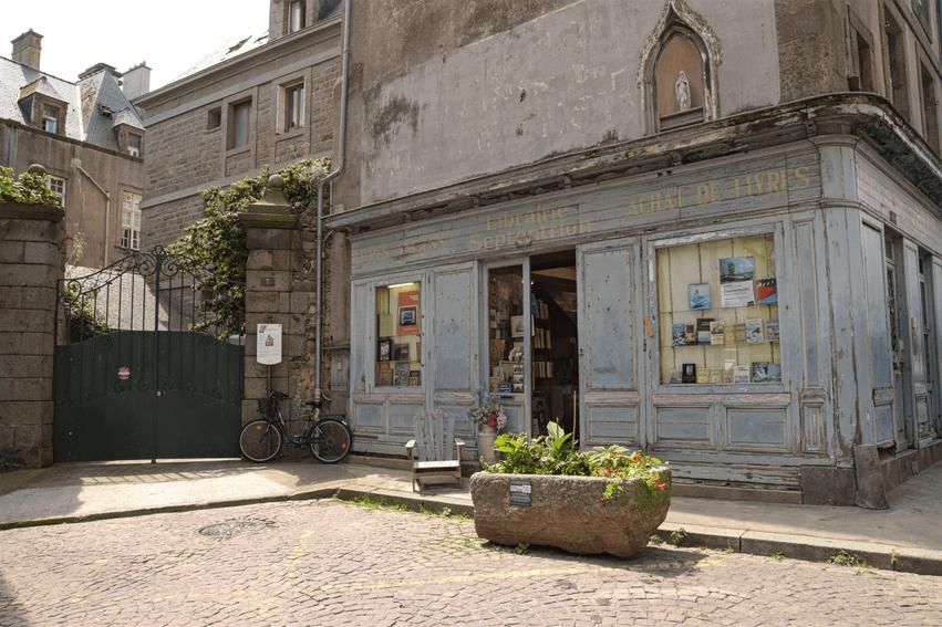 Bretagne Rundreise St. Malo