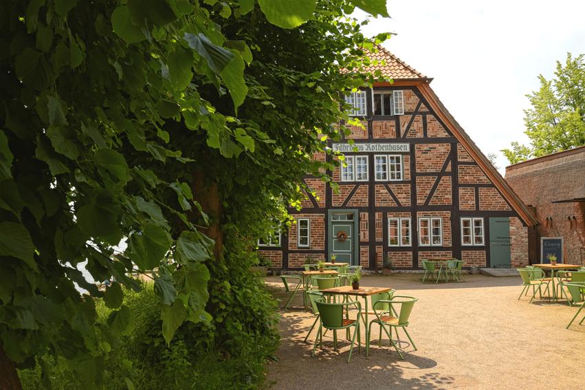 Restaurant Fährhaus Rothenhusen Anno 1583