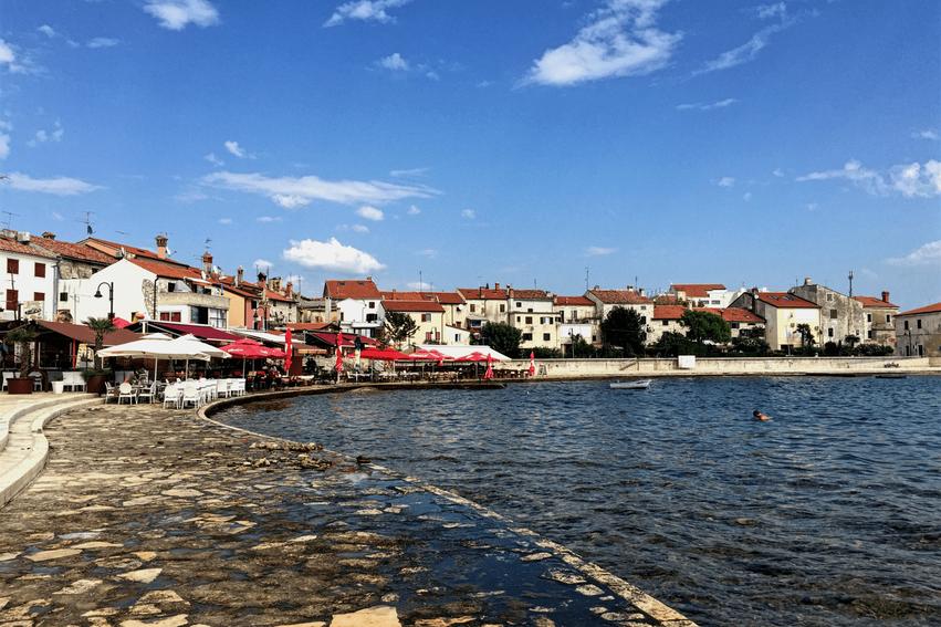 Umag Roadtrip Kroatien