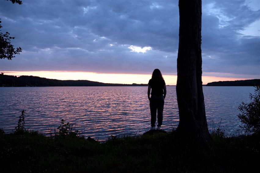 Sonnenuntergang Ratzeburger See
