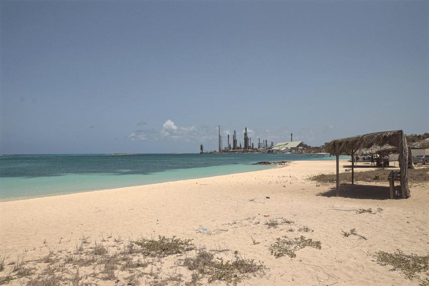 Aruba Roger's Beacht
