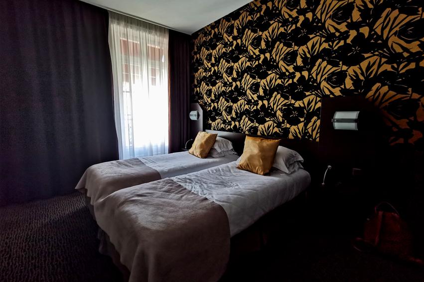 Zimmer Hotel Voltaire Opéra Nantes